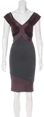 VPL Sleeveless Mini Dress