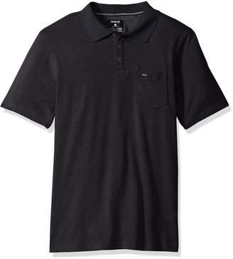Hurley Men's Nike Dri-Fit Short Sleeve Lagos Polo