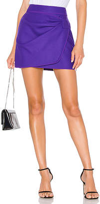 No.21 No. 21 Ruched Mini Skirt