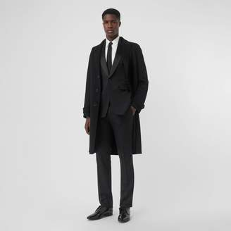 Burberry Classic Fit Wool Silk Tuxedo