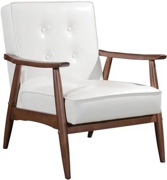 ZUO Modern Rocky Mid-Century Arm Chair