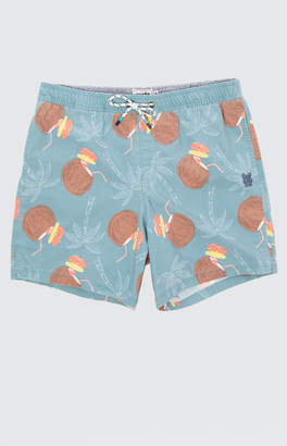 "Party Pants Weekender 16"" Swim Trunks"