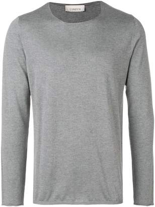Laneus long-sleeve fitted sweater