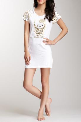 Hello Kitty Sleep Shirt $25 thestylecure.com