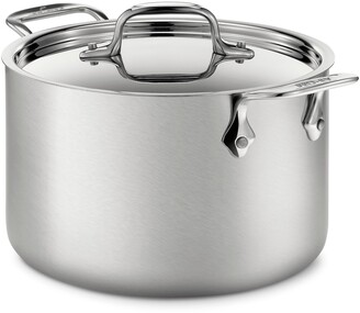 All-Clad 4-Quart Stainless Steel Soup Pot