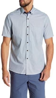 Borgo 28 Micro Print Modern Fit Shirt