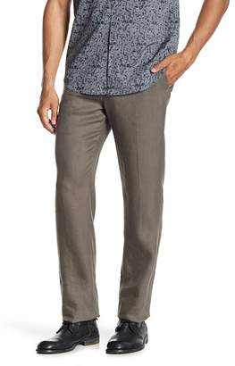 John Varvatos Collection Slim Fit Straight Leg Pants