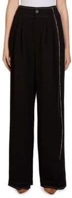 Loewe Wide Leg Trouser