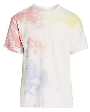 John Elliott Men's Tie-Dye University Tee