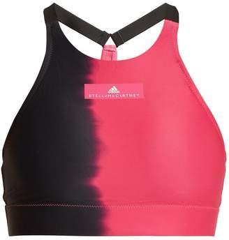 adidas by Stella McCartney Racer-back bikini top