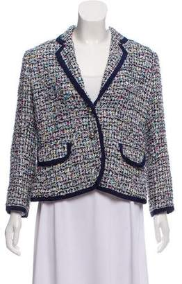 MAISON KITSUNÉ Textured Notch-Lapel Blazer