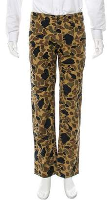 YMC Camouflage Utility Pants w/ Tags