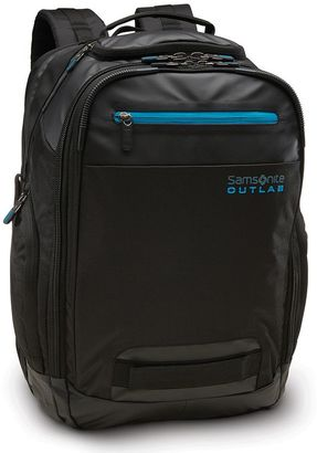 Samsonite Outlab Shadowboxx Laptop Backpack $99.99 thestylecure.com
