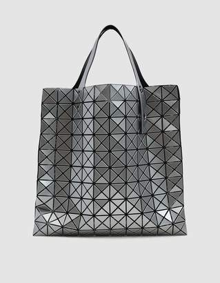 Bao Bao Issey Miyake Prism Basic Tote in Silver