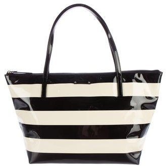 Kate Spade Kate Spade New York Logo-Accented Bicolor Tote