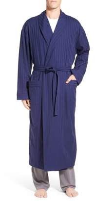 Majestic International 'Get the Blues' Terry Lined Robe