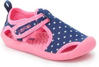 Osh Kosh Aquatic Toddler Water Shoe - Girl's