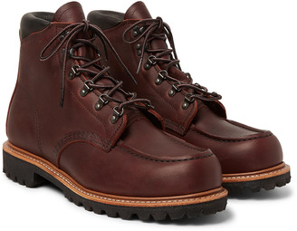 Red Wing Shoes 2927 Sawmill Leather Boots - Men - Brown