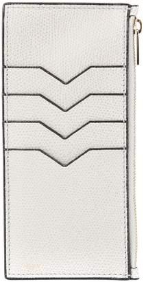 Valextra zipped card case