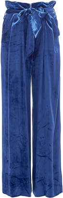 Intermix Claudia Velvet Pants