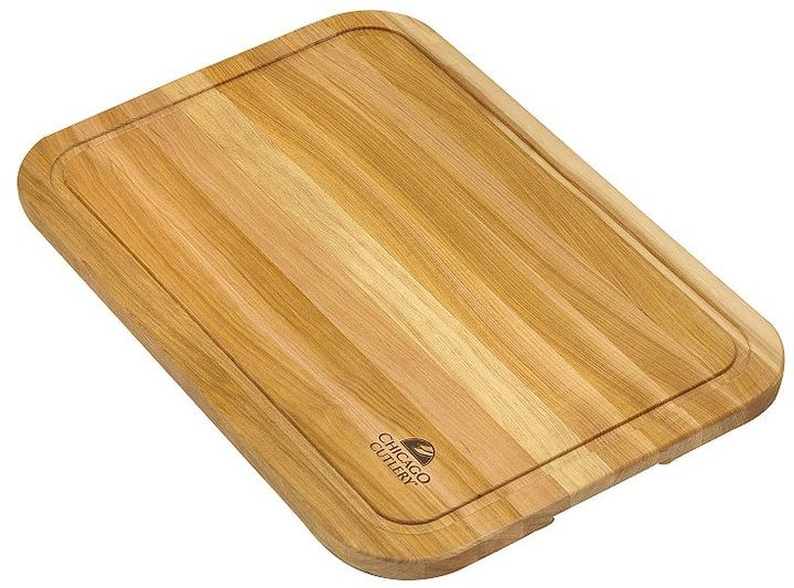 Chicago Cutlery woodworks carving board