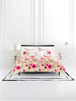 Kate Spade Dahlias Comforter & Sham Set