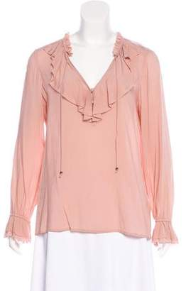 Paige V-Neck Long Sleeves Top