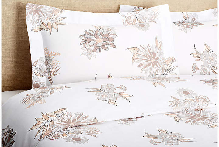 Misto Linen Mini Duvet Set - Flower King