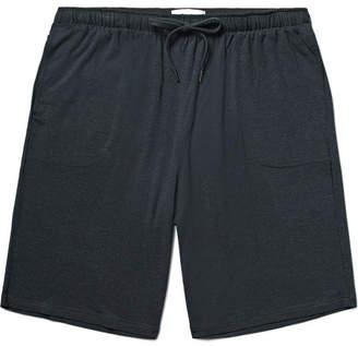 Derek Rose Marlowe Stretch Micro Modal Jersey Pyjama Shorts