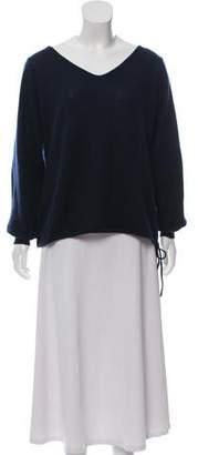 Minnie Rose Oversize Cashmere Sweater