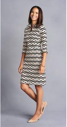 J.Mclaughlin Cady Dress in Chevrelle