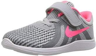 Nike Girls' Revolution 4 (TDV) Running Shoe