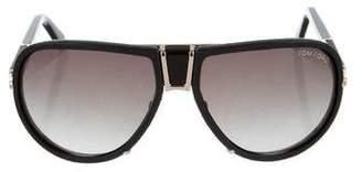Tom Ford Humphrey Aviator Sunglasses