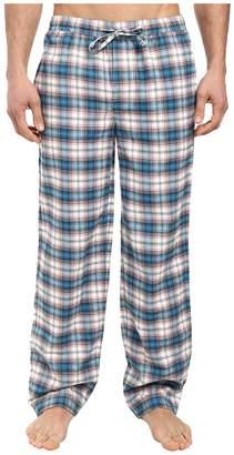 Life is Good Blue Plaid Classic Sleep Pant Men's Pajama