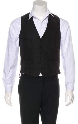 Tom Ford Silk-Blend Suit Vest