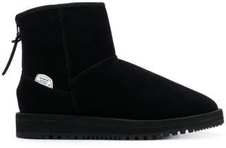Suicoke back zip ankle boots