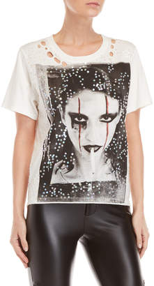 Religion Curious Sequin Tee