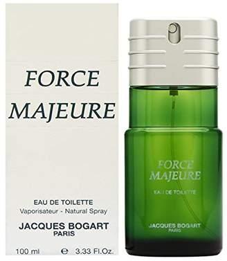 Jacques Bogart Force Majeure by for Men 3.33 oz Eau de Toilette Spray