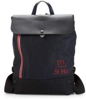 Longchamp 271 St. Honore Leather Backpack