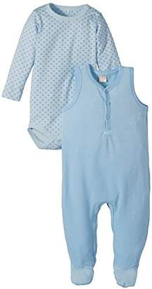 Name It Unisex Baby YUMS NB So Velour Set Plain Clothing Set,(Manufacturer Size: 68)