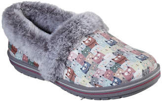 Skechers BOBS FROM  Bobs Womens Too Cozy - Cuddled Up Closed Toe Slip-On Shoe