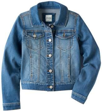 Mudd Girls 7-16 & Plus Size Core Denim Jacket