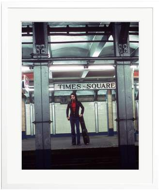 Sonic Editions Diamond In The Subway by Waring Abbott (Framed)