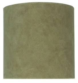 "Aspen Creative Corporation 8"" Fabric Drum Lamp Shade Aspen Creative Corporation"