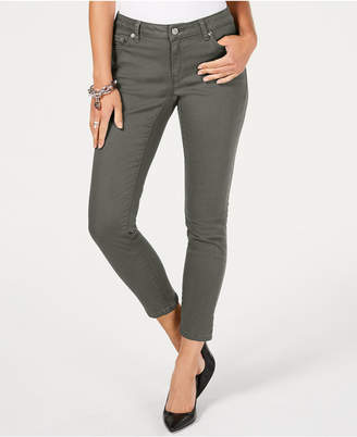 Michael Kors Izzy Skinny Ankle Jeans, Created for Macy's