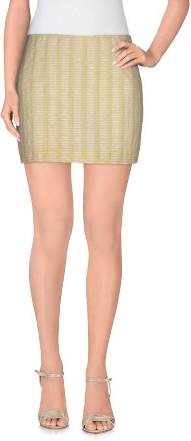 Au Jour Le Jour Mini skirts - Item 35276714