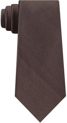 Calvin Klein Men Gold Dust Solid Tie