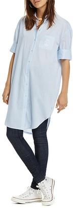 Scotch & Soda Shirt Dress $138 thestylecure.com
