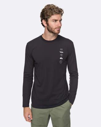 Quiksilver Mens Misty Peaks Technical Long Sleeve T Shirt