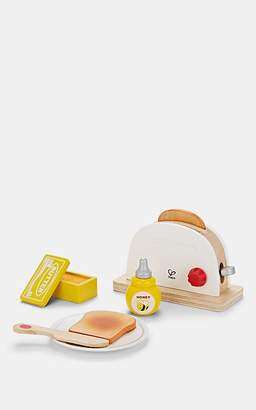 Hape Toys Pop-Up Toaster Play Set